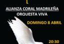 Concierto de Requiem de Faure en Iglesia de Santiago