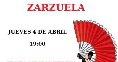 Concierto de Zarzuela en Centro cultural Valle Inclán