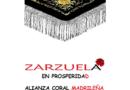 Zarzuela en el Teatro Prosperidad