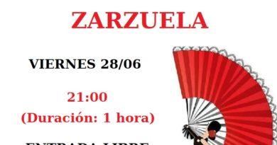 Concierto de Zarzuela en la Parroquia San León Magno