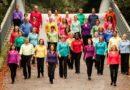 Concierto del coro alemán Songlines y Alianza coral madrileña en el centro cultural Alfredo Kraus